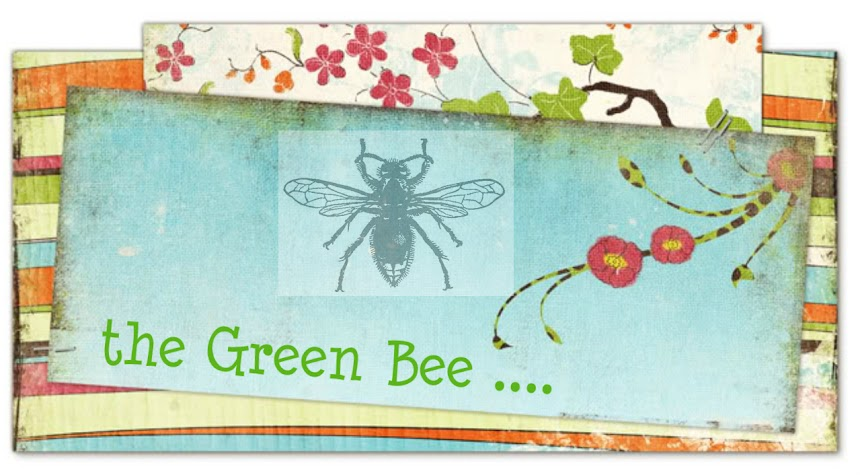the green bee