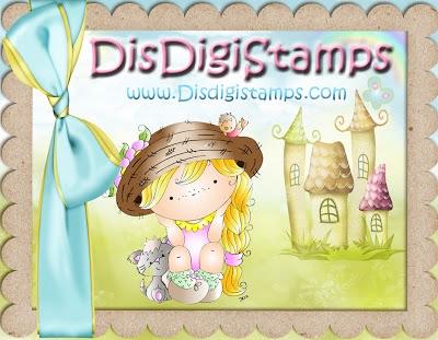 Dis Digi Stamps