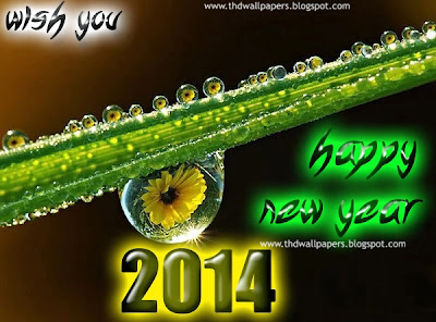 Happy New Year 2014 HD Wallpapers - Large Size New Year Wallpapers