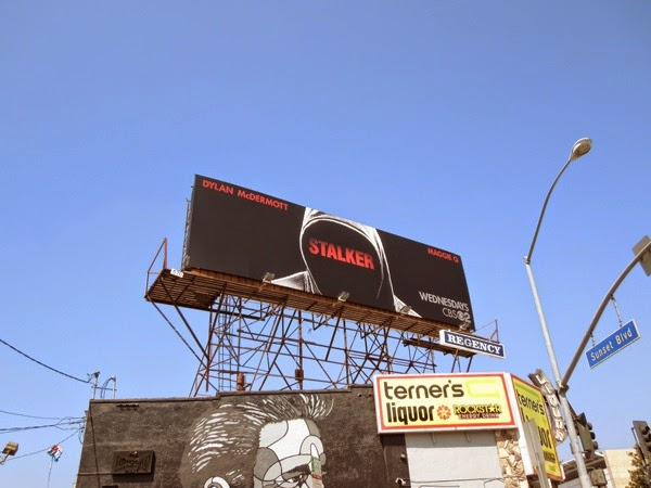 Stalker season 1 billboard