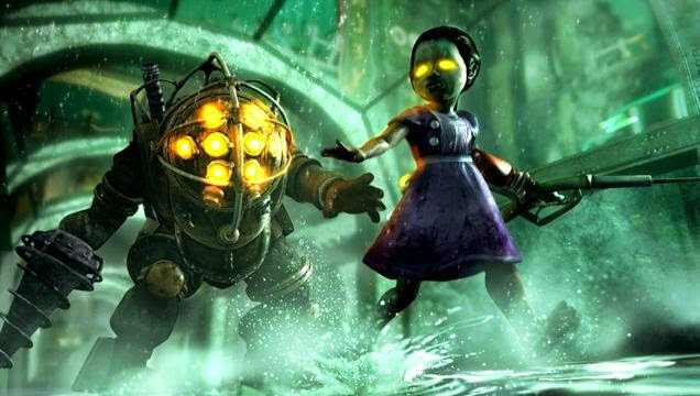 BioShock Game Play