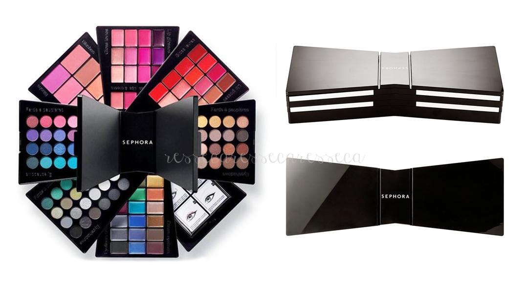 Sephora Studio Blockbuster Palette (studio maquillage) Review
