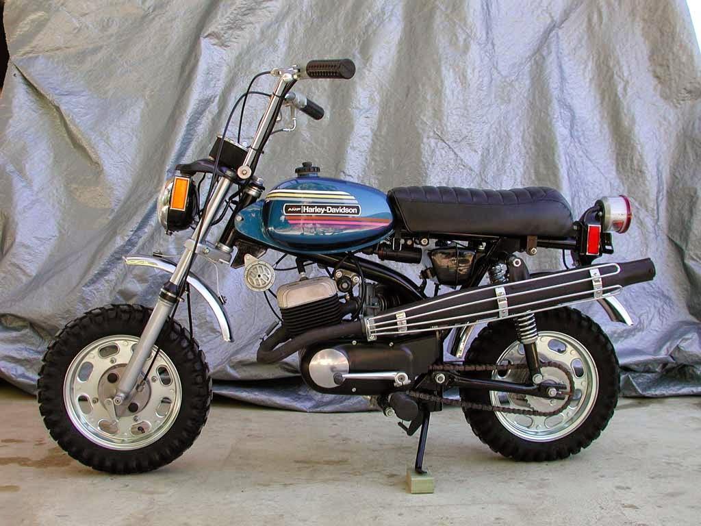 the petrol stop harley davidson x90 monkey bike. Black Bedroom Furniture Sets. Home Design Ideas