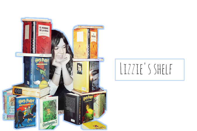 Lizzie's shelf