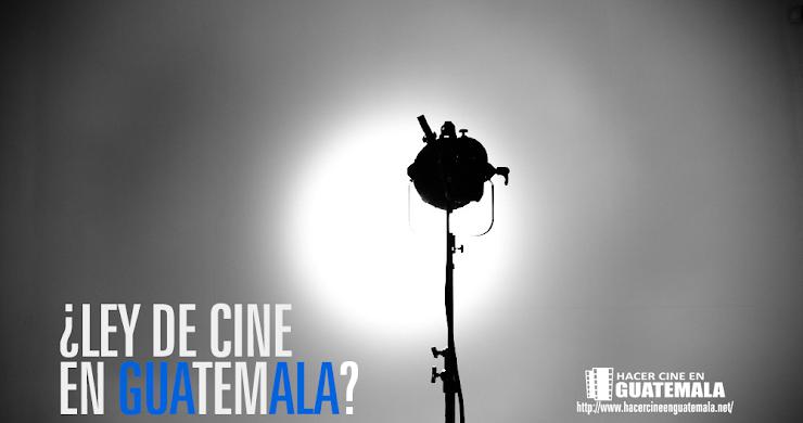 ¿Ley de cine en Guatemala? transmisión en vivo