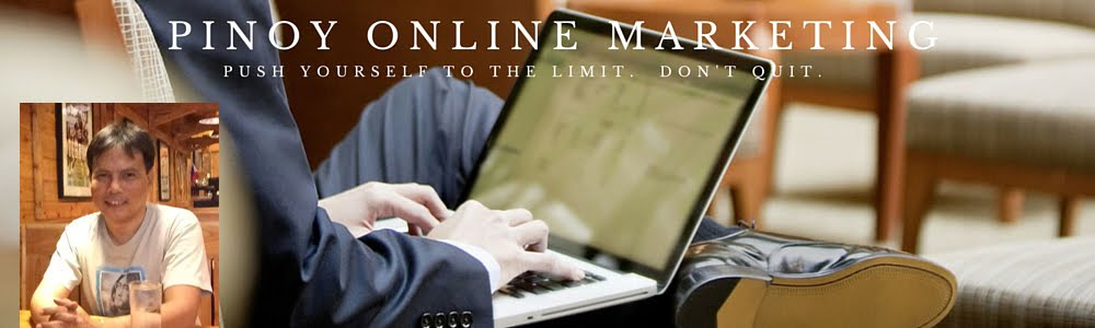 Pinoy Online Marketing