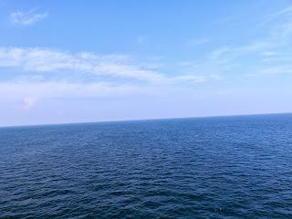 bercuti naik cruise