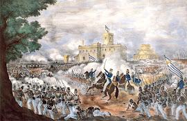 BATALLA DE CASEROS (03/02/1852)  CONFEDERACIÓN ARGENTINA Vs EJÉRCITO GRANDE.