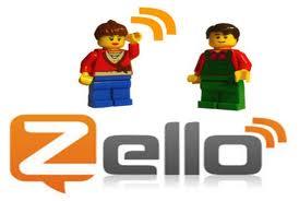 Aplicación Zello para android