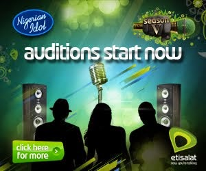 Nigeria Idol by Etisalat