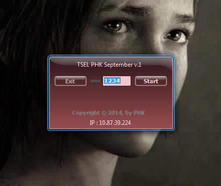 TSEL 001  0 Pulsa 5 September 2014