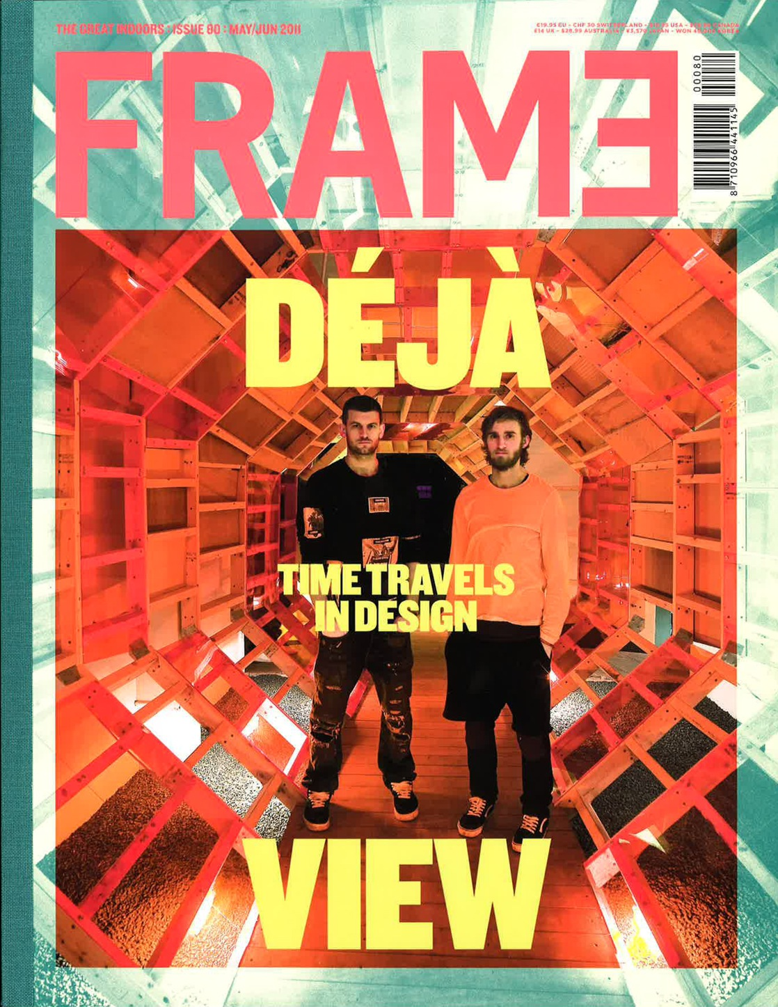 Gary Card Iology Ln Cc On The Cover Of Frame Magazine