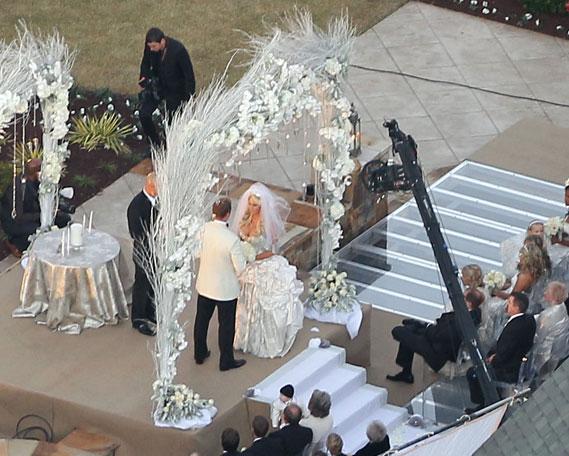 Elegant Creations Events Wedding Planners Celeb Kim Zolciak Married Kroy Biermann