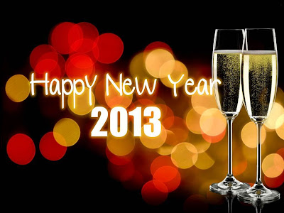 Top Happy New Year 2013 HD Wallpapers
