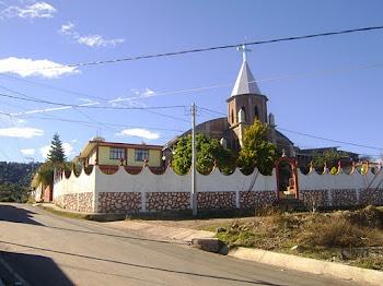 Parroquia del Rincón de Dolores