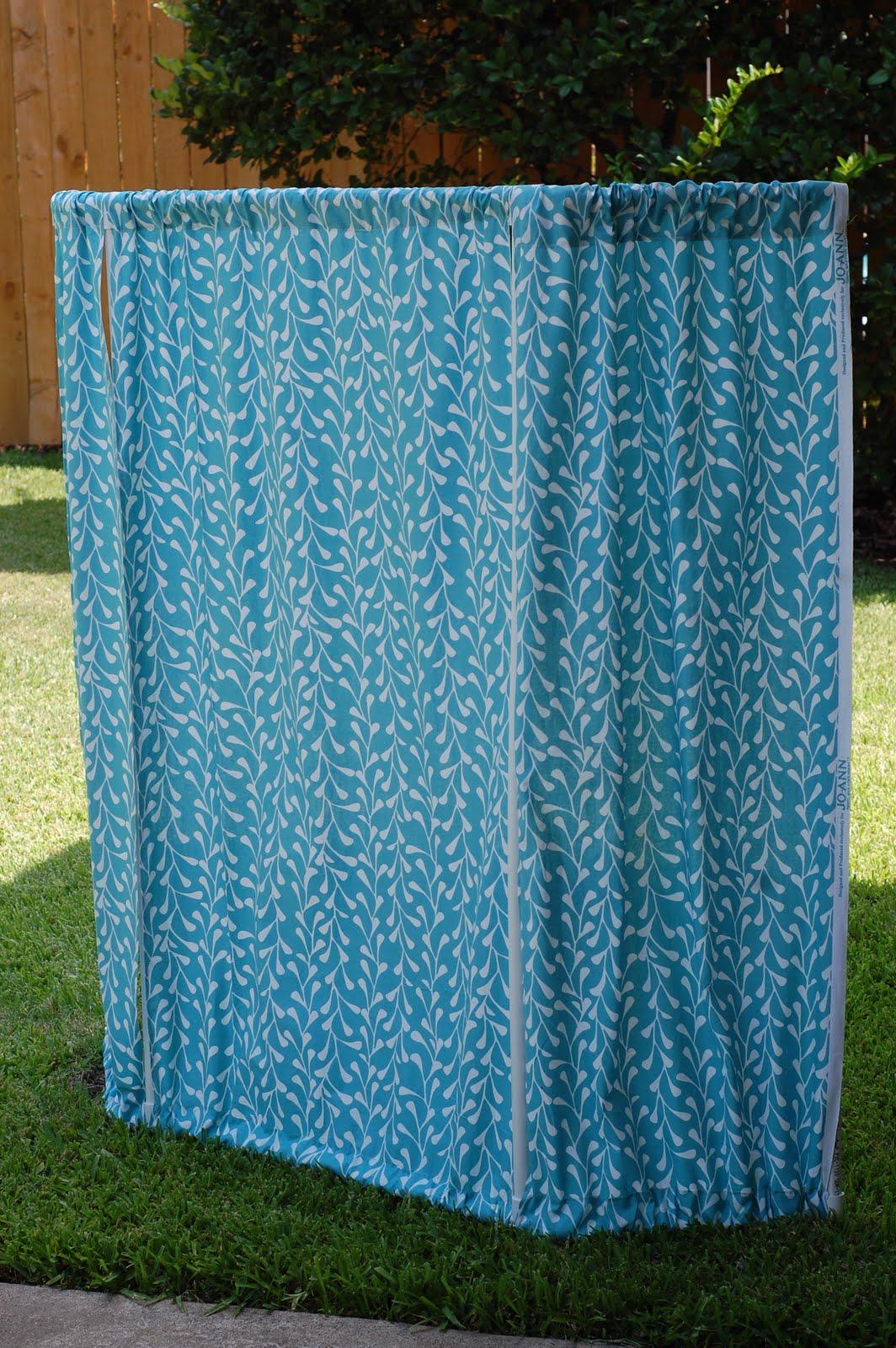 Pintucks And Ruffles Fabric Dressing Room