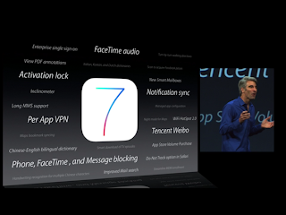 iOS 7 release date and full features