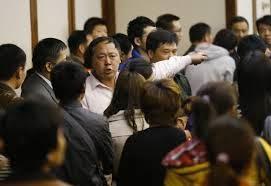 Warga China Hilang Sabar Isu MH370
