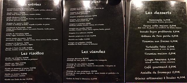 Image de la carte du Veneto à Bordeaux
