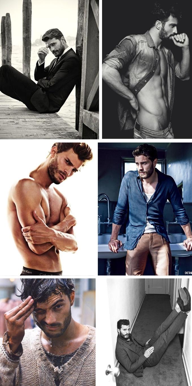 jamie dornan, 50 shades of grey, male models, christian grey