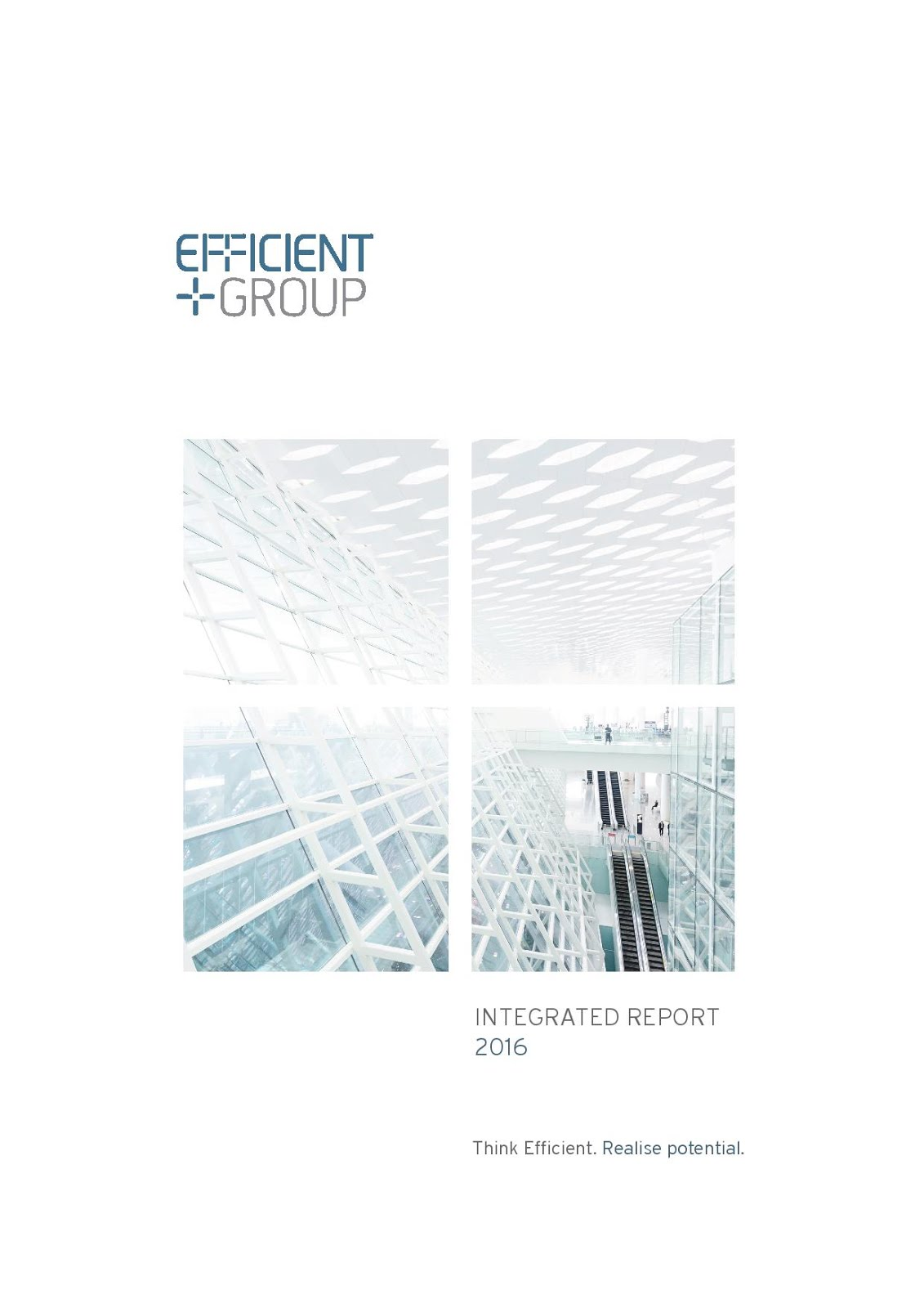 Efficient Group Integrated Annual Report