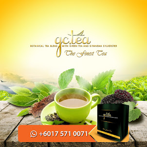 GC TEA - TEH SEKAT GULA - NEW (HOT)