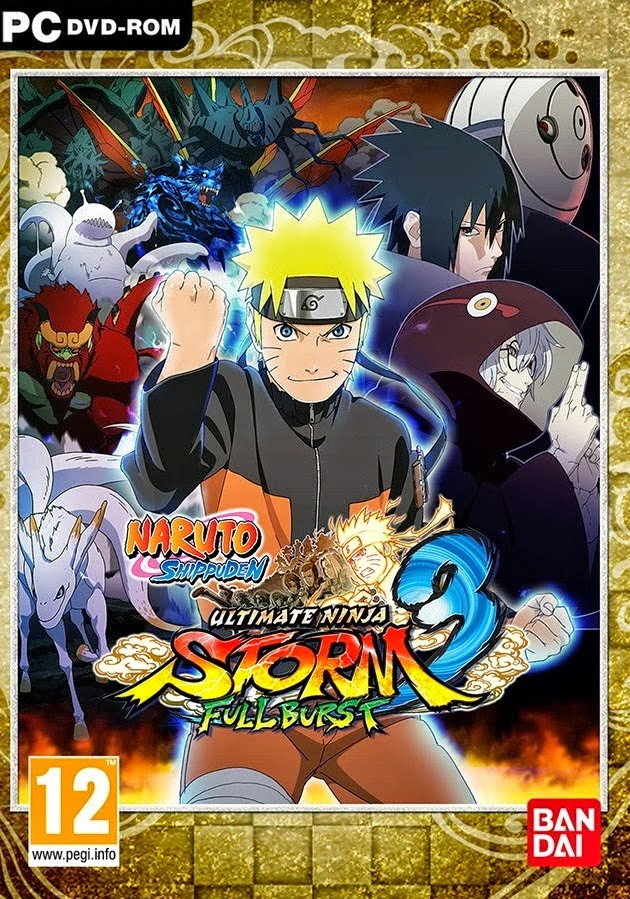 download naruto shippuden ultimate ninja storm 3 pc highly compressed