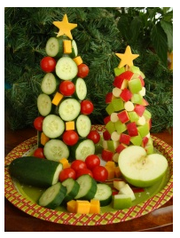 21 christmas party food ideas craft healthy christmas snacks forumfinder Gallery
