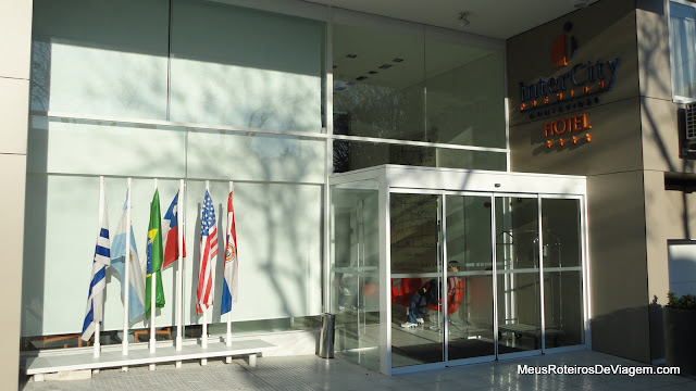 Hotel Intercity Premium - Montevidéu, Uruguai