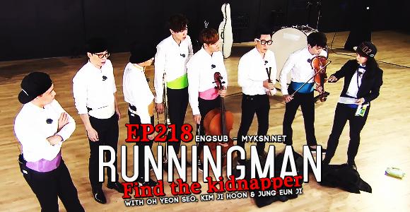 Running Man Episode 218