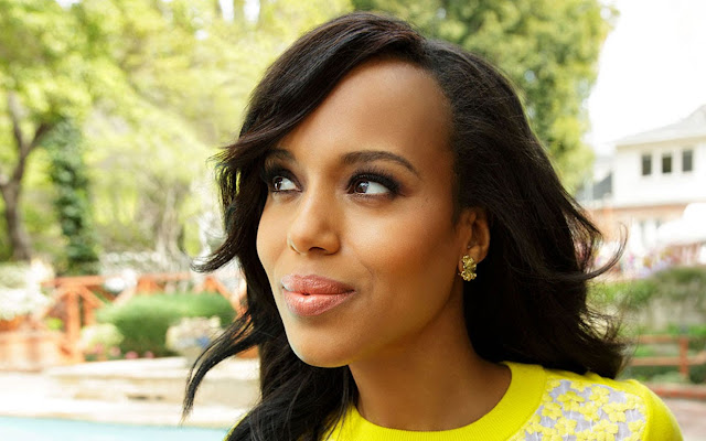 Top 20 Most Beautiful Female Celebrities: Kerry Washington