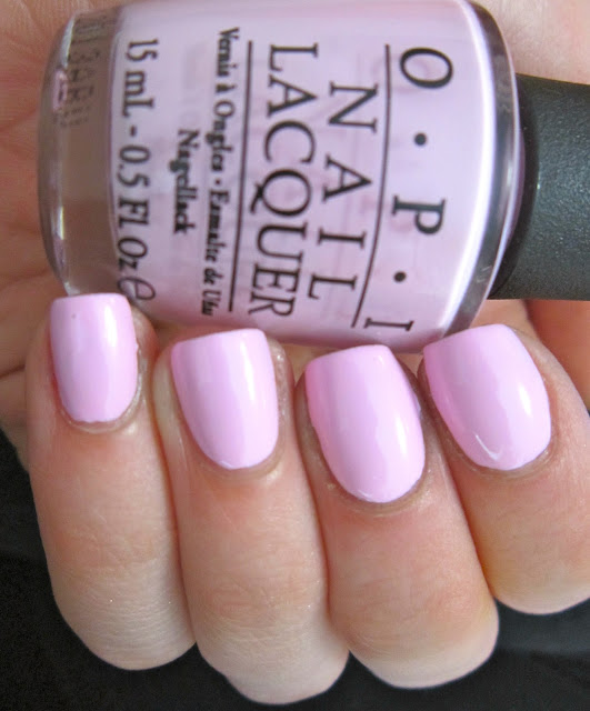 Discontinued Opi Nail Polish Colors: Epic Nail Time: OPI Mod About You