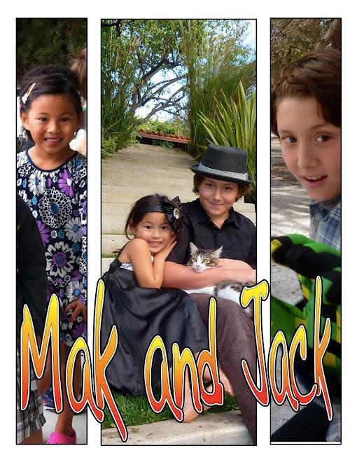 Mak and Jack