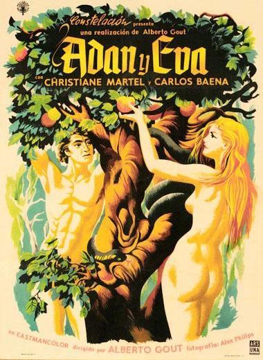 Descargar Peliculas Mexicanas Adan y Eva DVDRip 1956