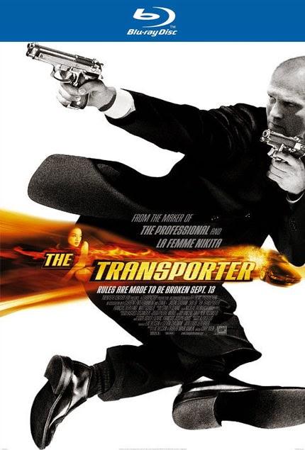 Taşıyıcı 1 - The Transporter 1 - poster