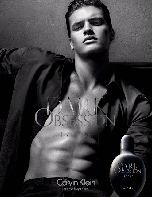 Matthew Terry for Calvin Klein Dark Obsession Fragrance