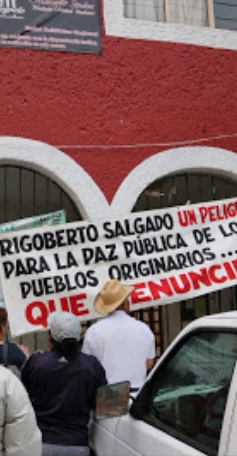 Aseguran que el prepotente delegado de Tláhuac perdió la razón