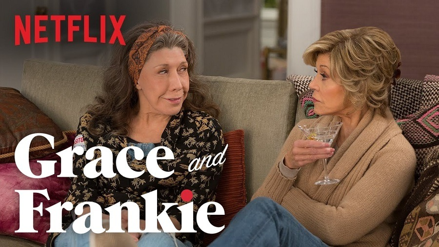 Grace and Frankie - 1ª Temporada Torrent Imagem