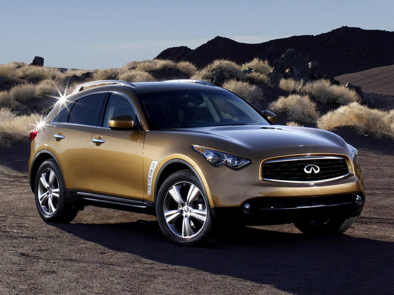 Infiniti fx 35 the car club an error occurred vanachro Image collections