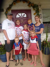 Quent & Bev's Family Ready to Celebrate the 4th