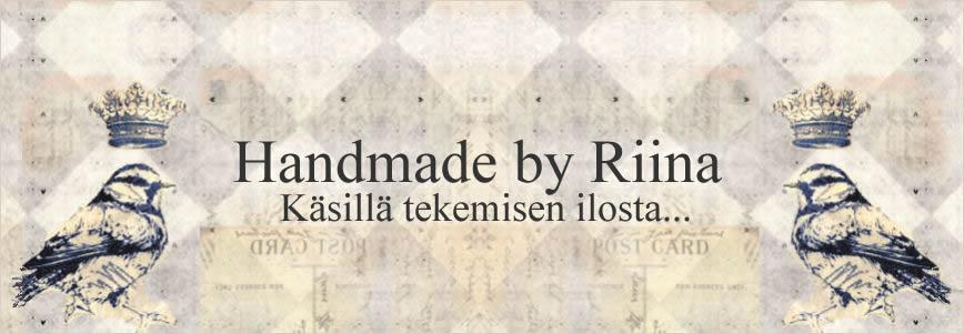 Handmade by Riina
