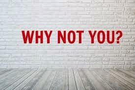 why not you, beacbody coach, fitness motivation, positivity
