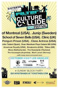 Filter's Culture Collide 2012