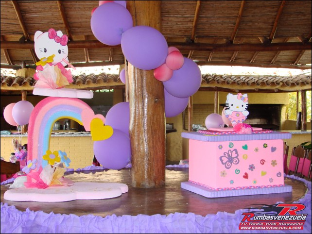 Decoracion Hello Kitty Fiestas Infantiles ~ CHIQUIFIESTAS SHOP (FIESTAS INFANTILES) HELLO KITTY