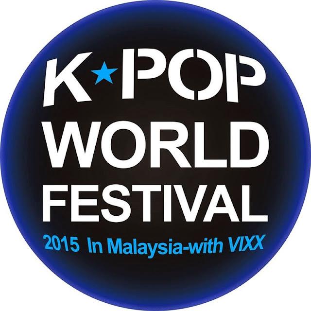 2015, K-Pop, World, Festival, Malaysia, VIXX