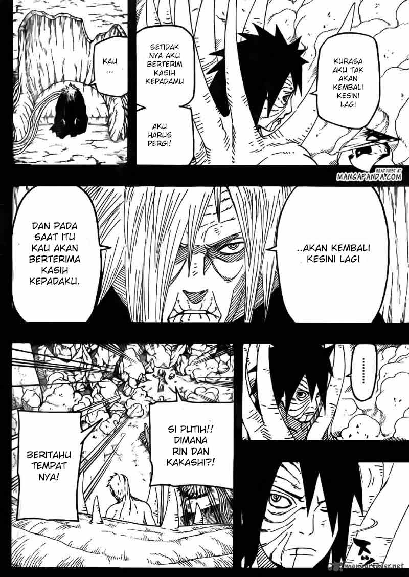 Baca Naruto 604 Bahasa Indonesia page 7 Terlambat.info
