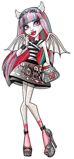 El blog de Draculaura (Lala): Robecca, Rochelle y Venus