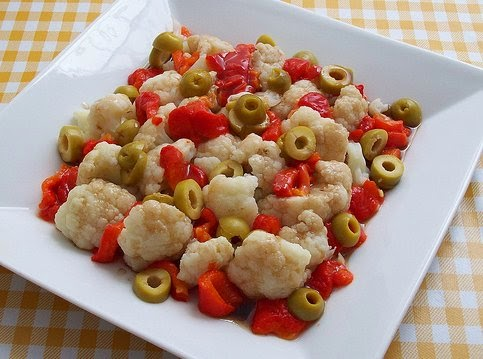 Karnabahar Salatası ve Tarifi