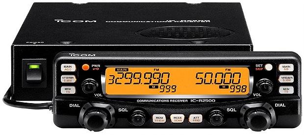 Icom IC R2500