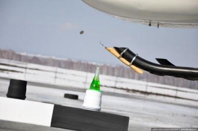طائرة هليكوبتر لفتح زجاجات الخمور-منتهى